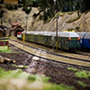Model railways in Praha Podbaba